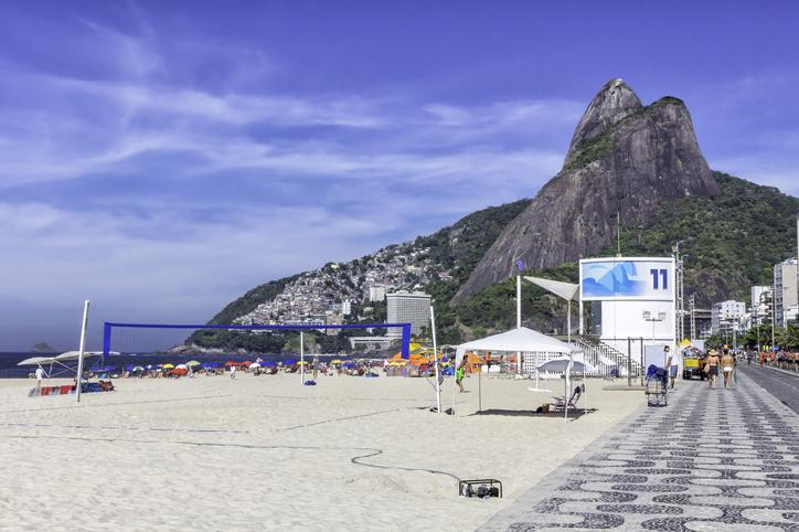 Leblon, no Rio de Janeiro: endereço tem alguns dos imóveis mais caros do país