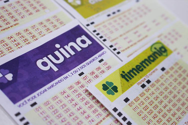 Loterias desta terça (5) sorteiam mais de R$ 22,9 milhões