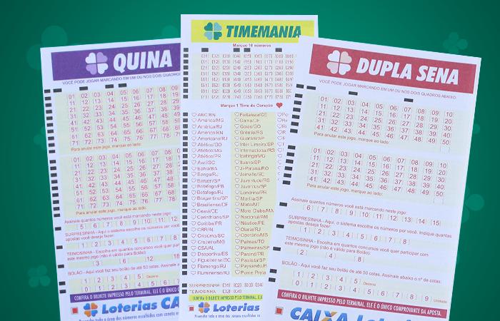 loterias de quinta