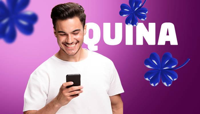 LotoSuper tem pacotes de assinatura para concorrer todo mês na Quina
