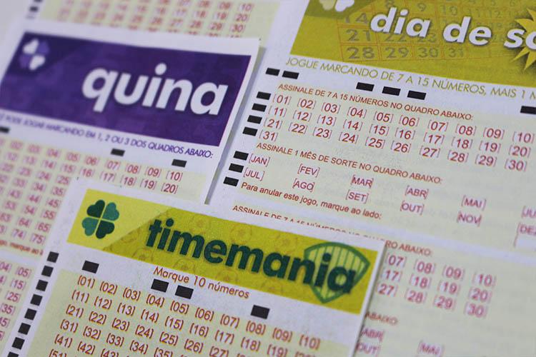 Nesta terça (29): loterias acumuladas sorteiam prêmios milionários